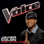 "Javier Colon Premieres New Single ""Time After Time"" Live on NBC's ""The Voice"""