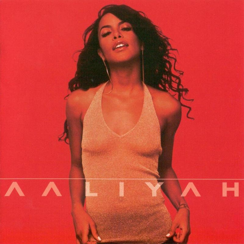 Aaliyah - Aaliyah Album Cover