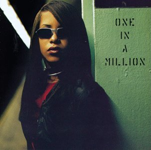 Aaliyah One in a Million Album Cover