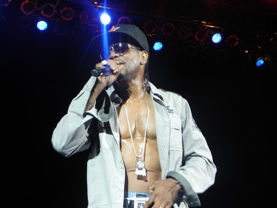 Horace Brown Live Paradise Theater May 2011