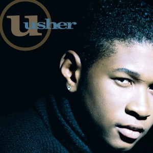 Usher Usher Album Cover