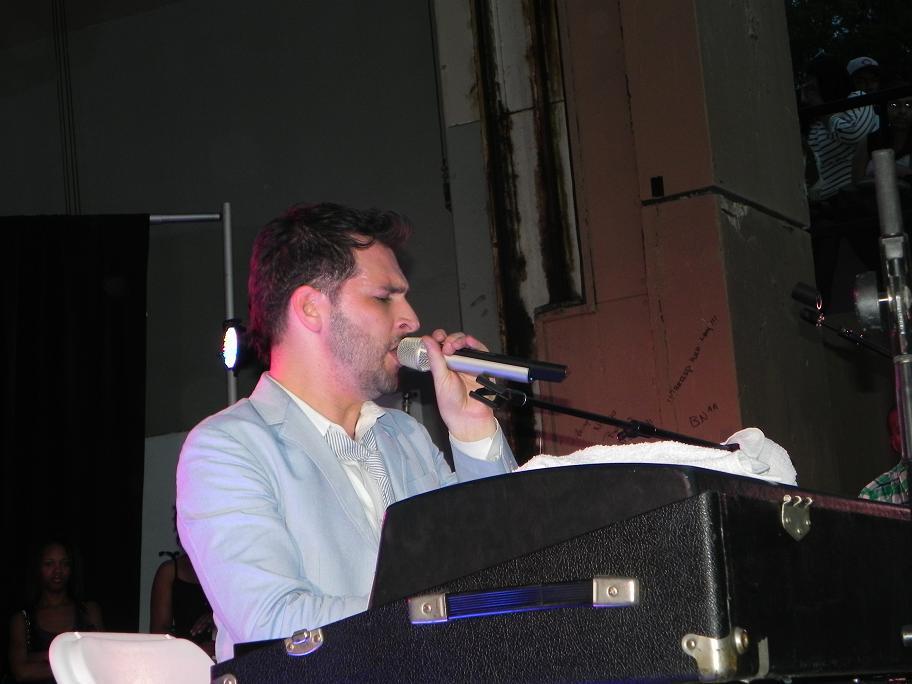 Jon B Live Central Park Summerstage June 2011