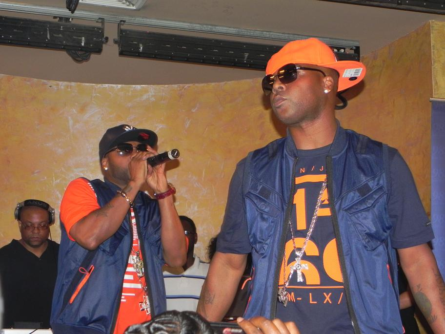Jagged Edge Live Remedy Release Party NYC June 2011