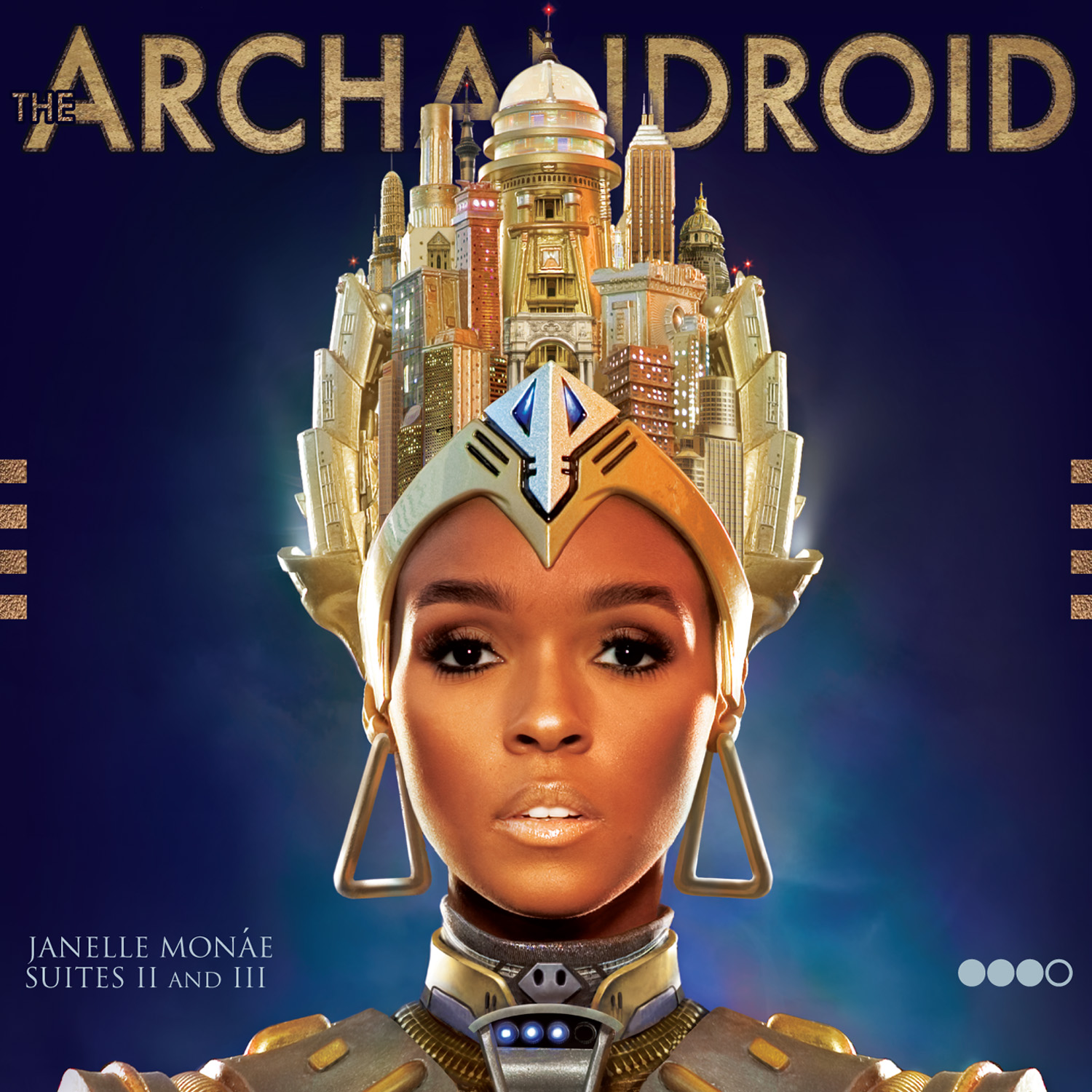 Janelle Monae Arch Android Album Cover