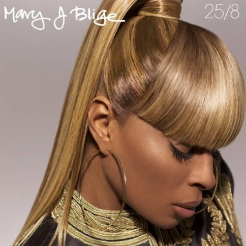 Mary J. Blige 25-8 Single Cover