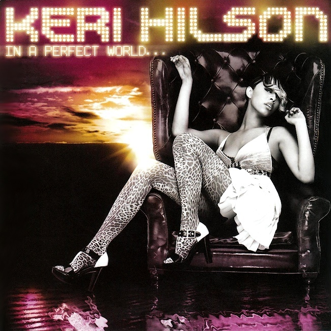 Keri Hilson In a Perfect World Album Cover