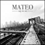 "Mateo ""Say Its So"" featuring Alicia Keys"