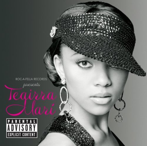 Teairra Mari Album Cover