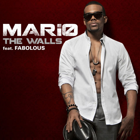 "Mario ""The Walls"" (featuring Fabolous) (Written by Rico Love)"