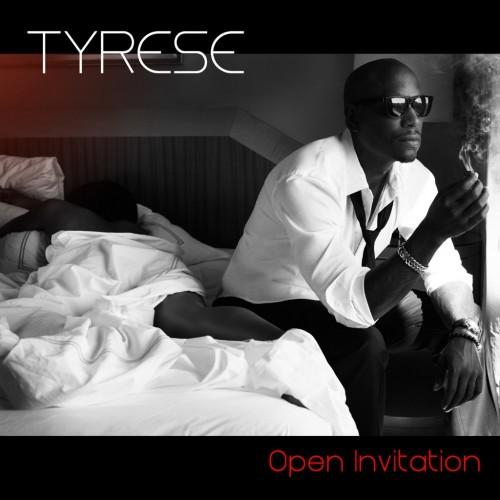 Tyrese Open Invitation Album Cover