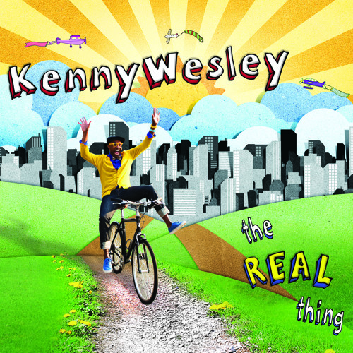 Kenny Wesley The Real Thing