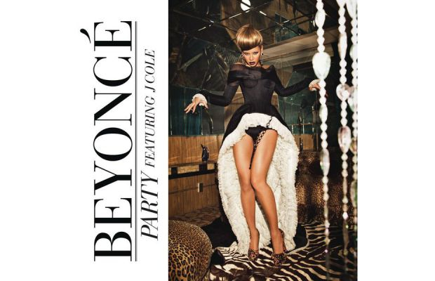 Beyonce Party Single Cover