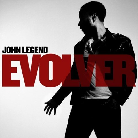 John Legend Evolver Album Cover