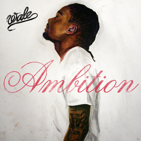 Wale Ambition Album Cover