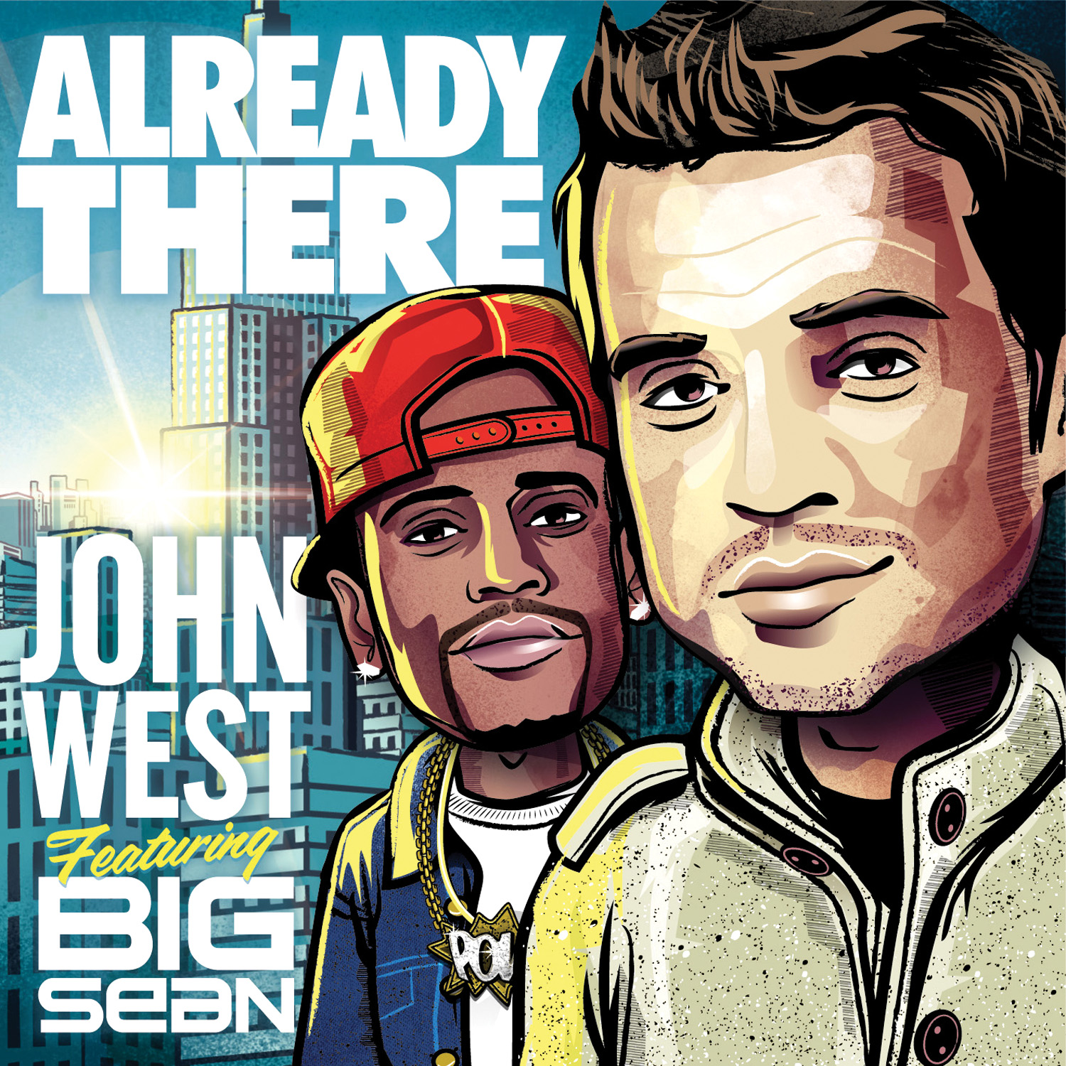 John West Already There