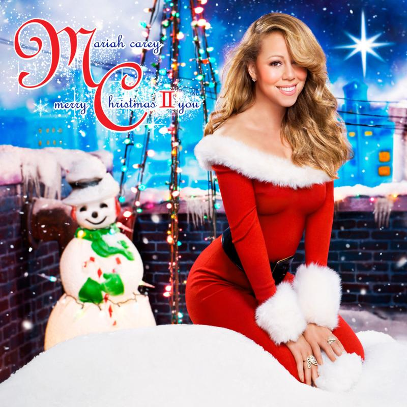 Mariah Carey Merry Christmas II You