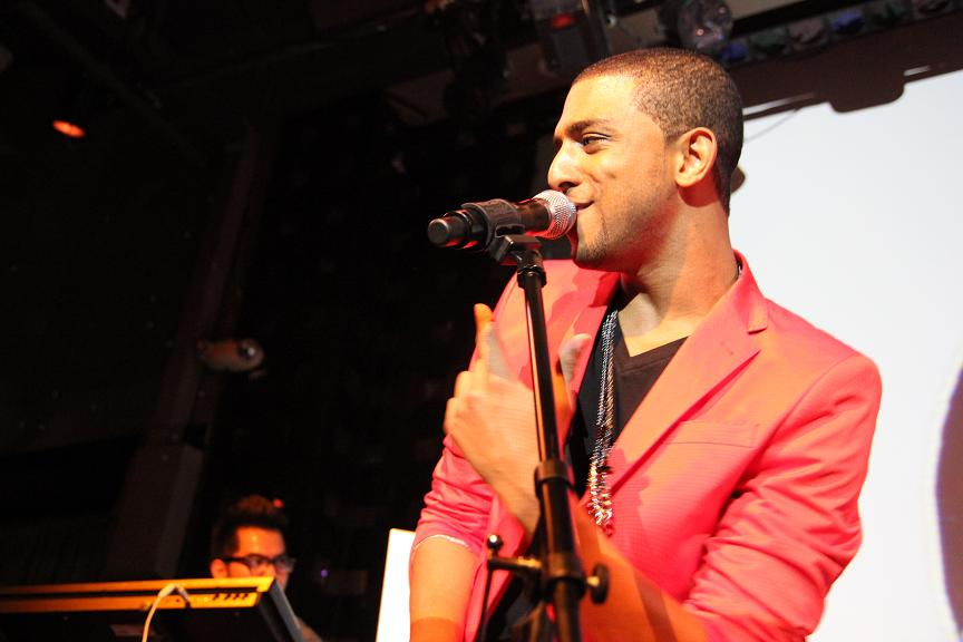 Mateo Live SOBs Dec 2011