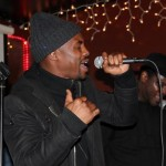 Event Recap & Photos: Tre Williams & The Revelations and Rell Perform at Frank's Lounge in Brooklyn, NY 12/17/11