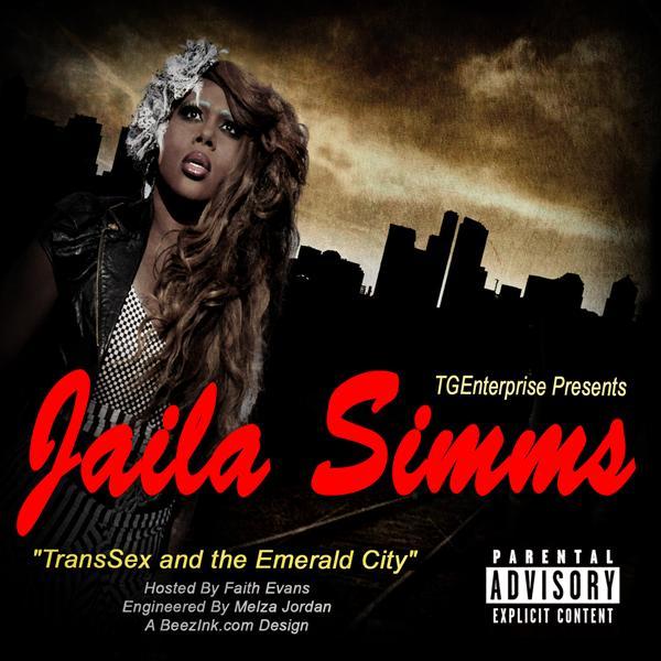 Jaila Simms cover