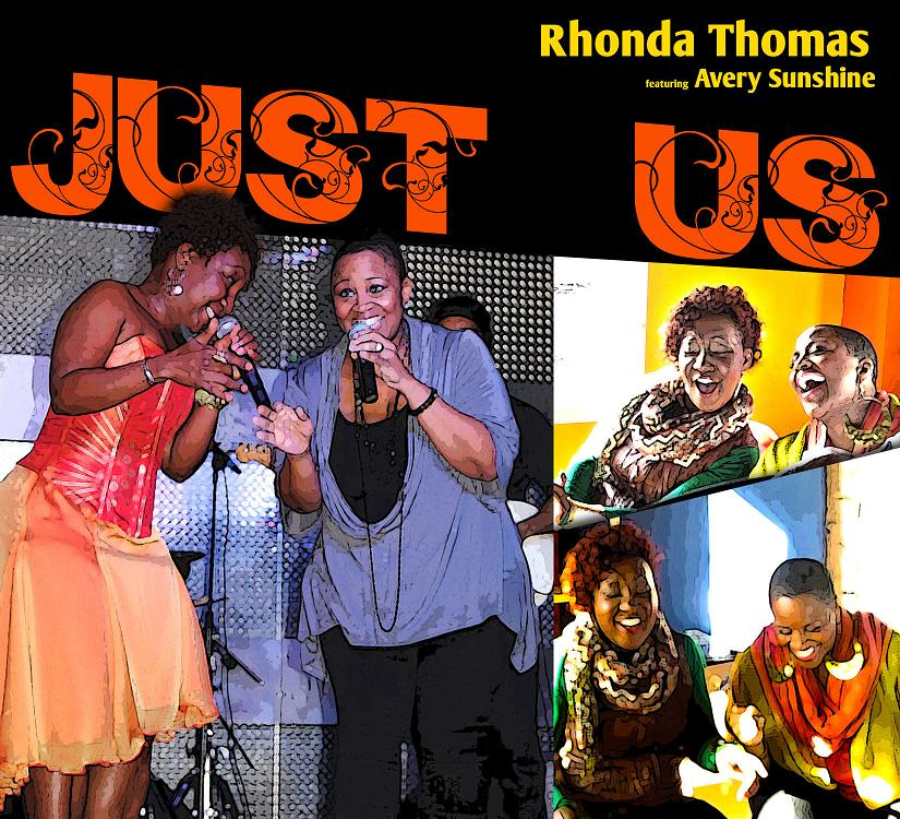 Rhonda Thomas Avery Sunshine Just Us
