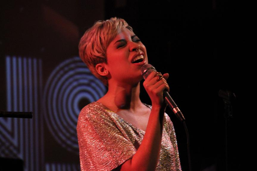 Karina Pasian Live SOBs Feb 2011