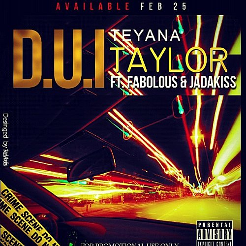 Teyana Taylor DUI