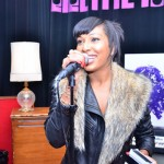 Event Recap & Photos: Melanie Fiona Album Listening Party at Electric Lady Record Studios NYC 3/8/12