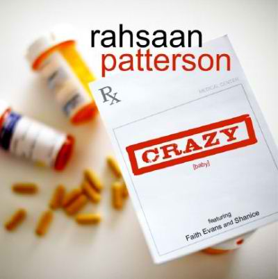Rahsaan Patterson Crazy