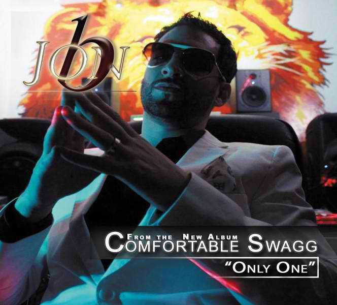 Jon B Only One Single Cover