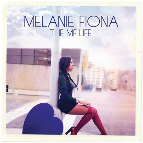 Melanie Fiona The MF Life Album Cover
