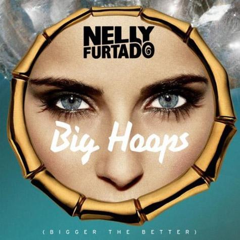 Nelly Furtado Big Hoops