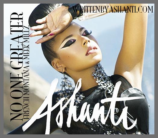 Ashanti No One Greater