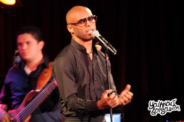 Kenny Lattimore Live BB Kings Jun 2012