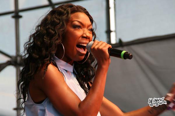 Brandy Live Fusion Festival Jul 2012