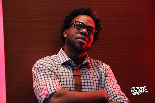 Dwele Live Great Than One Album Listening Jul 2012