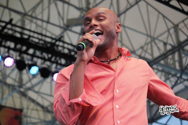 Kenny Lattimore Live Fusion Festival Jul 2012