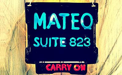 """Mateo """"Carry On"""" (Produced by Krucial)"""