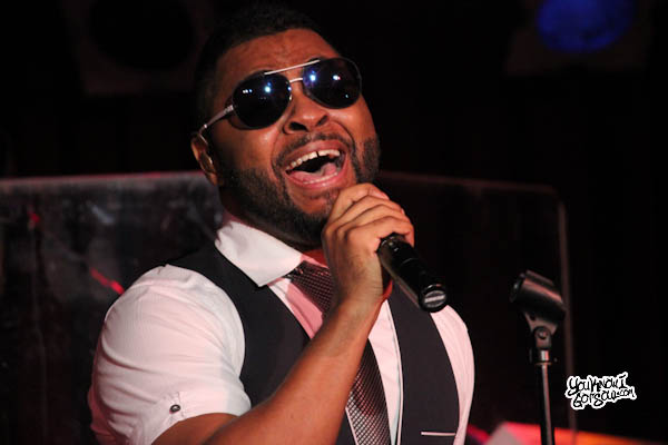 Musiq Soulchild Live BB Kings Jul 2012