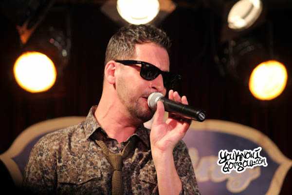 Jon B Live BB Kings 2012