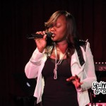 """LaTocha Scott (of Xscape) Performing """"Bad Timing"""" Live at B.B. King's in NYC"""