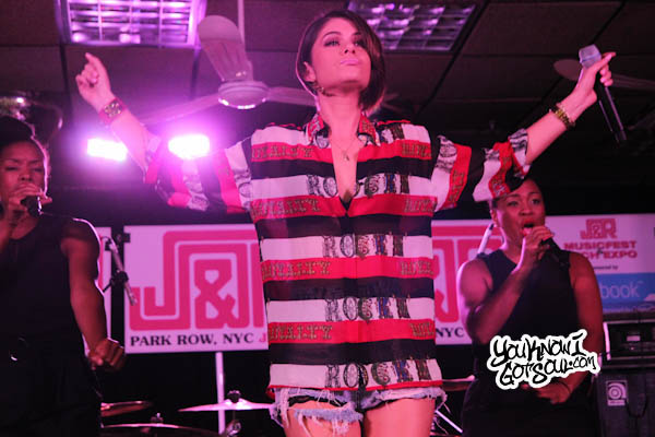 Leah LaBelle JnR Music Fest Aug 2012