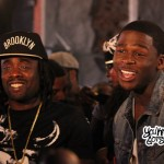 """Exclusive: Marcus Canty """"In and Out"""" Featuring Wale Video Shoot Behind the Scenes Coverage"""