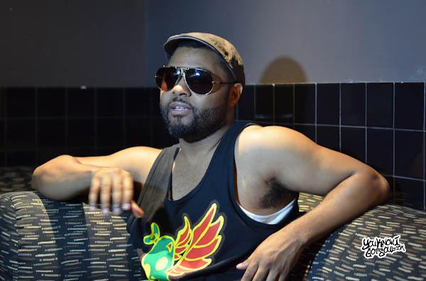 Musiq Soulchild YouKnowIGotSoul 2012