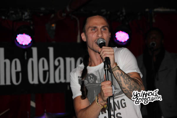 Avery Storm Live The Delancey Sep 2012