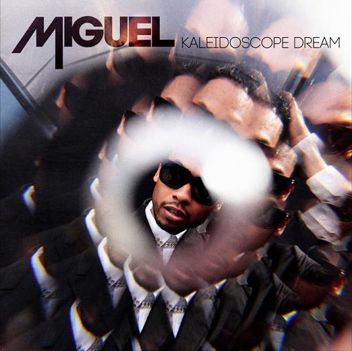Miguel Kaleidescope Dream Album Cover