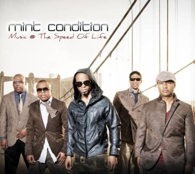 Mint Condition Music @ The Speed of Life Album Cover