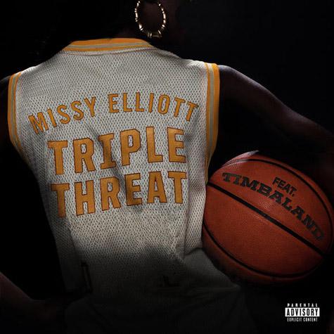 MIssy Elliott Triple Threat Timbaland