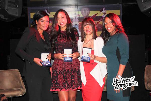 ASCAP Womens Awards 2012