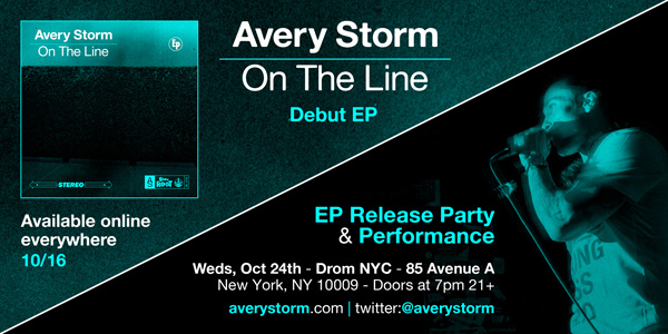 Avery Storm On the Line