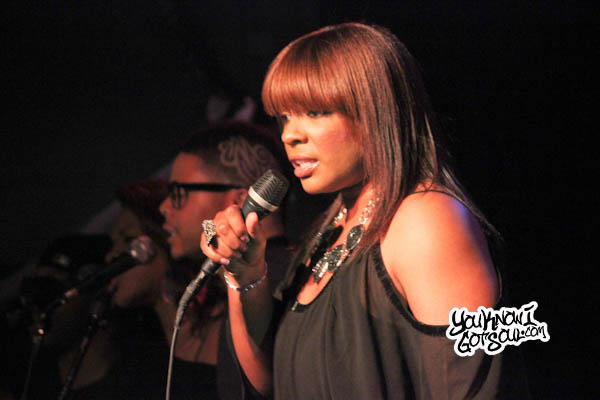 Syleena Johnson Drom 2012